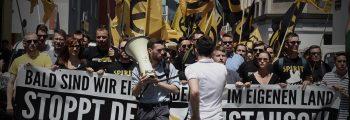 2. Große Demo in Wien