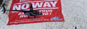 Defend Europe III – Blockade in den den Alpen